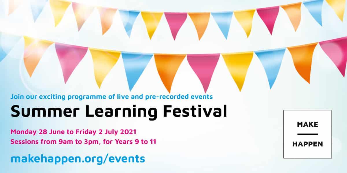 summer learning festival